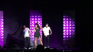 Jordin Sparks - I Am Woman in Los Angeles, CA 7/1/11 (NKOTBSB Tour)