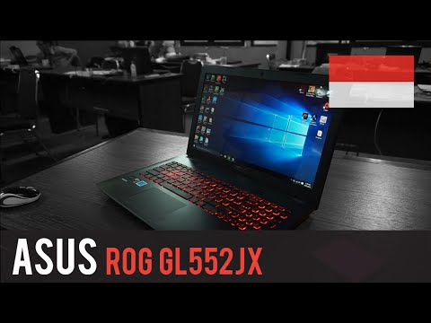 Review | Asus ROG GL552JX - Indonesia