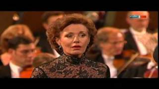 Waltraud Meier- Mahler: Third Symphony : 4th movement. Paavo Jarvi HROrchester