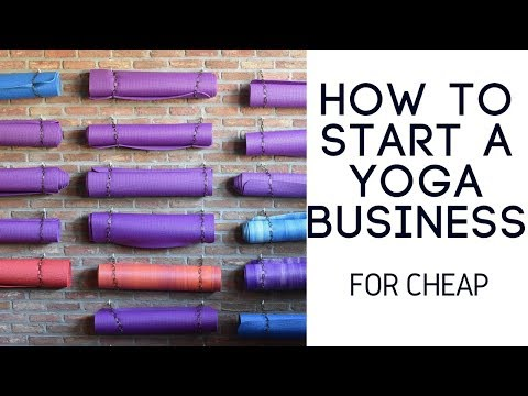 , title : 'HOW TO START A YOGA BUSINESS FOR CHEAP (7 STEPS)