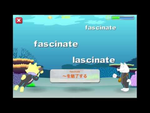 Video of Shoot down words in sea Kids