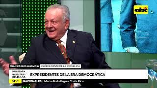 Ex presidentes de la era democrática parte 1