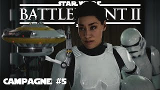 STAR WARS Battlefront 2 - Campagne #5 - Infiltration en Trooper