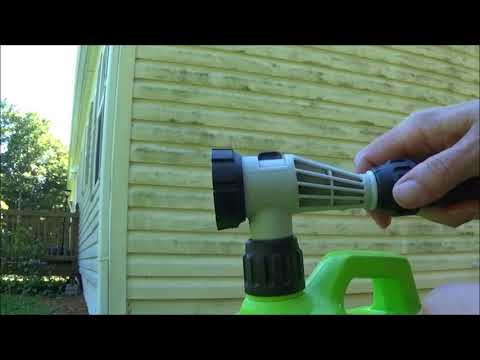 Cleaning Vinyl Siding without Scrubbing – Product review