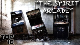 Top 10 Scary Video Game Urban Legends
