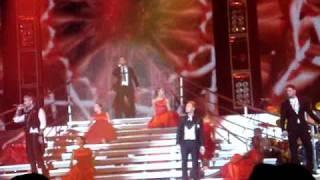 Boyzone Ruby Wembley Arena
