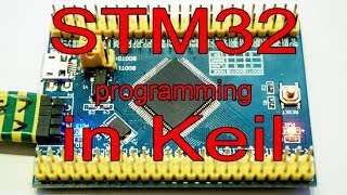 stm32f103c8t6 programming using keil - Thủ thuật máy tính - Chia sẽ
