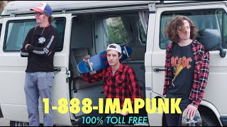 My name's Alex. I'm a punk kid and I need YOUR advice, can be any kind of advice. Call / text 1-888-IMAPUNK  PT II COMING SOON - All of your questions will be answered.