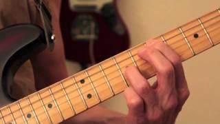 James Bond Theme - Guitar Lesson