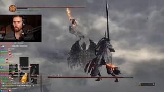 Asmongold's Seventh Stream of Dark Souls 3 | FULL VOD