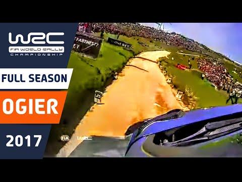WRC 2017: ONBOARD MIX Sébastien Ogier