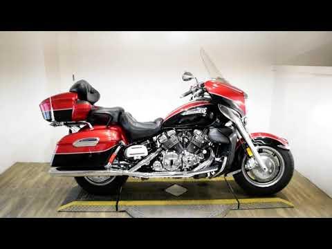 2009 Yamaha Royal Star Venture in Wauconda, Illinois - Video 1