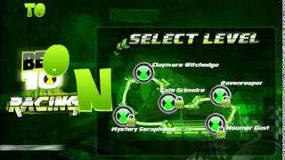 Ben 10 Racing Games |  Ben 10 Racing Cars |  Free Car Games To Play Online Now