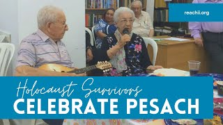 Pesach 2016 with Holocaust Survivors in Israel - 2:34