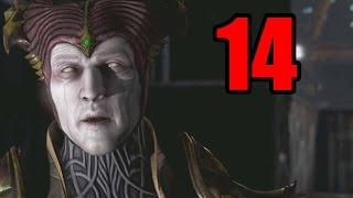 Mortal Kombat X Story Mode Pt.14 -  RETURN OF KAHN
