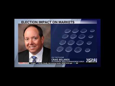 Craig Bolanos on WGN Channel 9 | Election Impact on Markets
