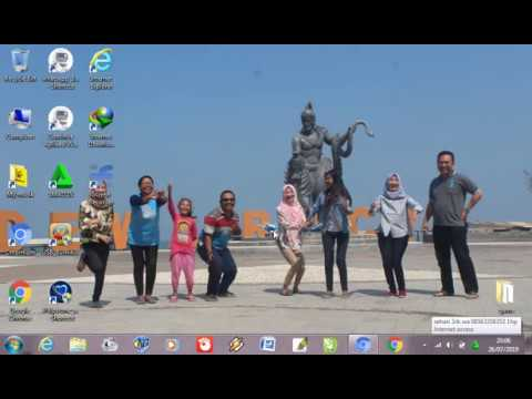 TEST SCREEN VIDIO RECORDER LAPTOP