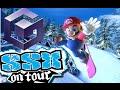 Ssx On Tour gamecube Mario Gameplay On Peak
