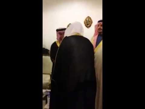 عقد قران محمد الشلهوب بحضور رئيس نادي الهلال