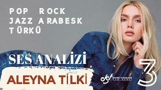 Aleyna Fox Pop, Rock, Jazz, Arab, Analisis Turku