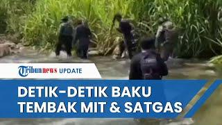 Detik-detik Aparat Baku Tembak dengan Kelompok MIT hingga Ali Kalora Tewas, Sembunyi di Balik Pohon