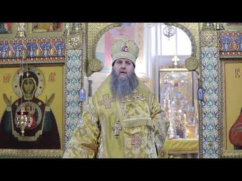 Митрополит Даниил совершил  заупокойную литию в память о пострадавших в годину лихолетия
