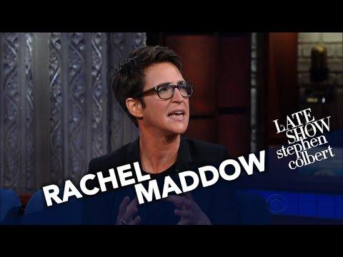 Rachel Maddow Has Faith In Republicans' Morals