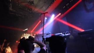 The Faint - Evil Voices (The Roxy Theatre, Los Angeles CA 6/6/14)