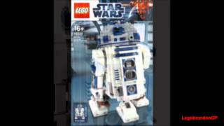 LEGO Star Wars 10225- Ultimate Collector's Series (UCS) R2-D2 | Official Images!