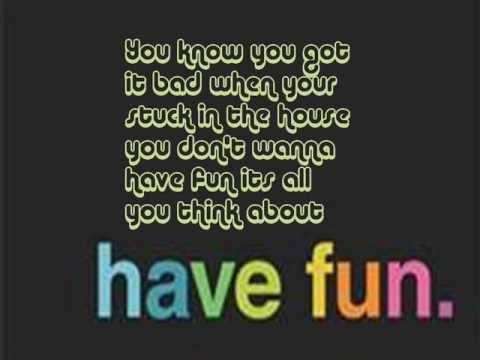 You Got It Bad - Usher Lyrics