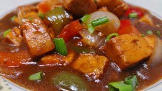 Instant Paneer Chilli using Ching's Secret Paneer Chilli Masala | Indo Chinese Paneer Chilli recipe