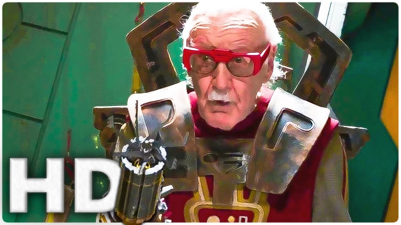 Stan Lee's All Cameo's | Watch Online