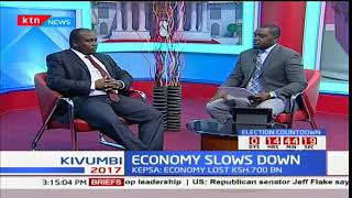 Economy slows down: Economist, Kenneth Gichinga on what Kenyans should expect due to elections