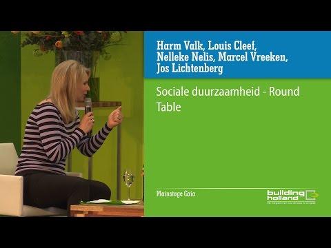 Round Table sociale duurzaamheid