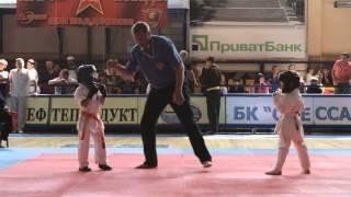 каратэ дети до 20 кг категория 6-7 лет соревнование(мой бой)
