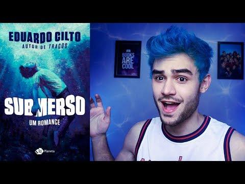 CONHEÇA SUBMERSO, meu novo livro!
