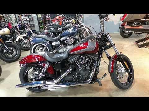 2015 Harley-Davidson Dyna Street Bob FXDBP103