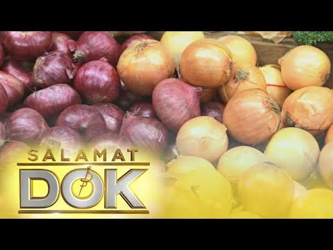 [ABS-CBN]  Salamat Dok: Health benefits of Onion