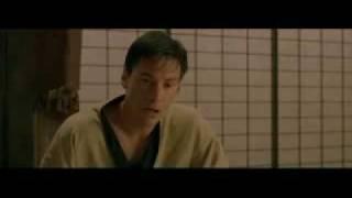 The Matrix - Morpheus vs Neo - Dojo Training