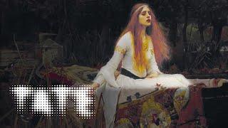 The Curse of the Lady of Shalott   TateShots