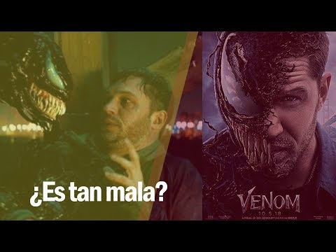 #CineMúsicaYAlgoMás | Venom