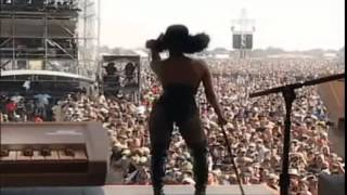 Ron Isley of The Isley Brothers - Who's That Lady  Shout