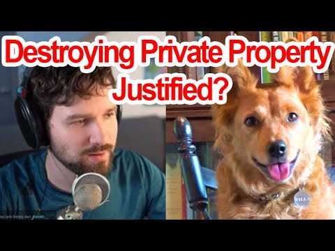 Destruction of Private Property, Marketing, International Trade, and More - Discussion with Destiny
