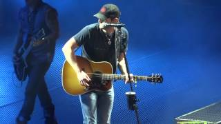 "Eric Church ""How 'Bout You"""