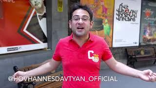 Ajab Skandal / Hovhannes Davtyan