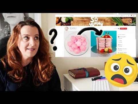 Nejhorší kanál o pečení na YouTube?