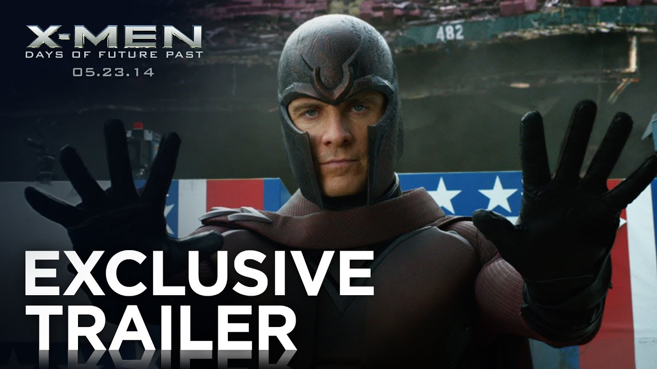 Movie Trailer #2: X-Men: Days of Future Past (2014)