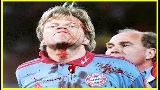 ►Top 10 Bad Boys In Football ● Part 2