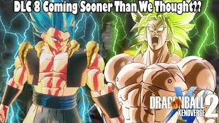 Dragon Ball Xenoverse 2 DLC 8 Potential Release Date!?