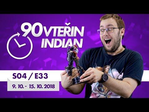90VTEŘIN: A KDE JE JAKO TRISS?! (9. 10. - 15. 10. 2018)